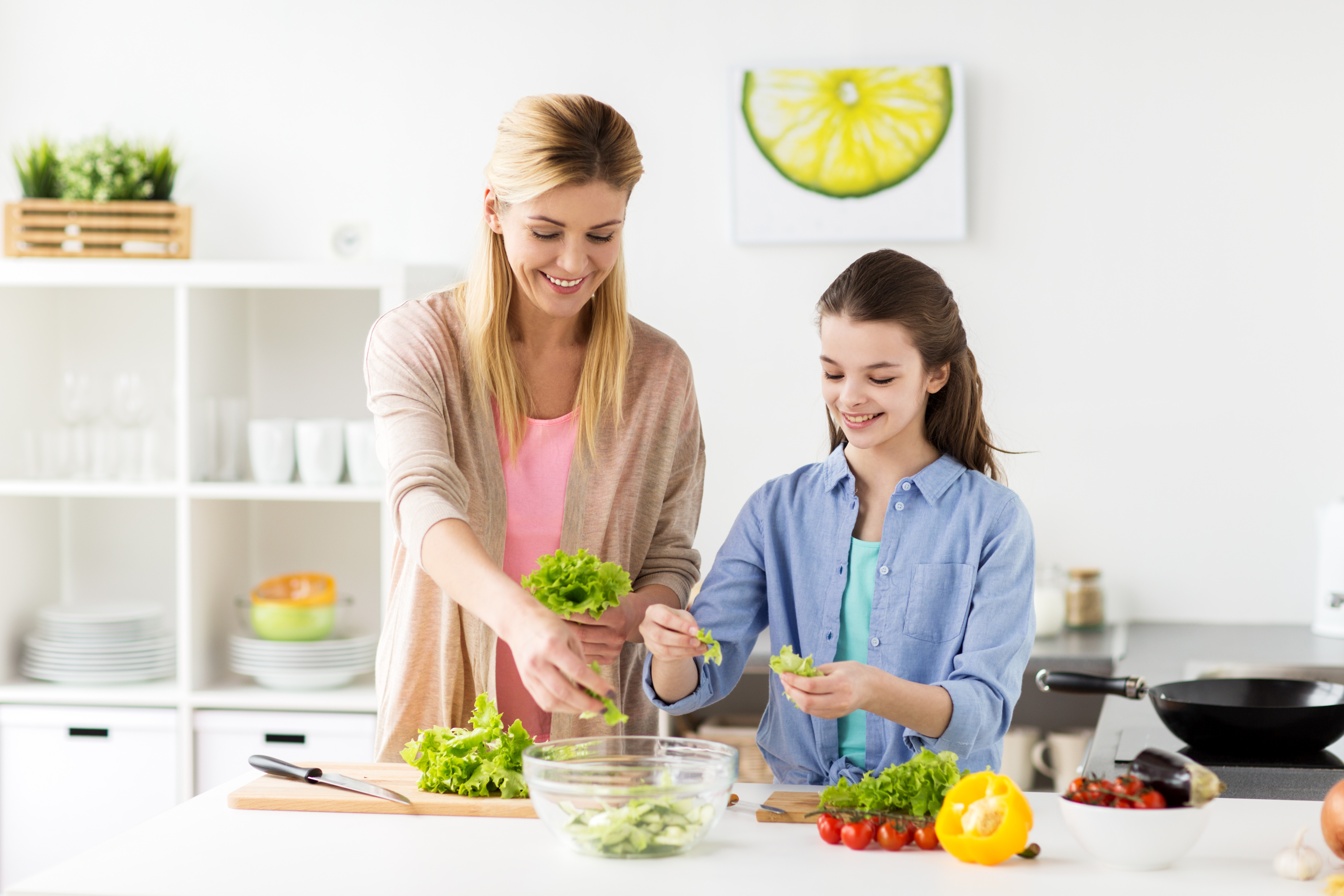 Family and children's nutrition