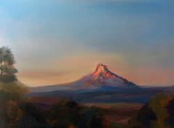 Puccini, Coffee and Mount Hood