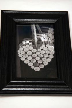 Cadre noir 10X15
