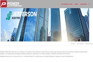 Jefferson Electric Website
