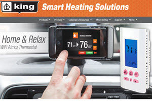 King Electric Website
