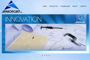 Armorcast Website