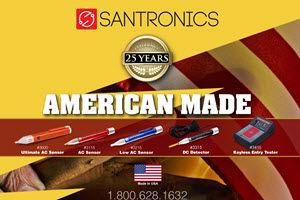 Santronics Website