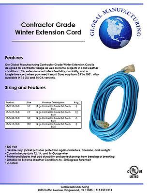 Contractor Grade Winter Extension Cord.j