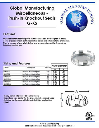 Miscellaneous - Push-In Knockout Seals.j