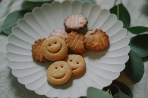 クッキー(玄米、サブレナンテ)