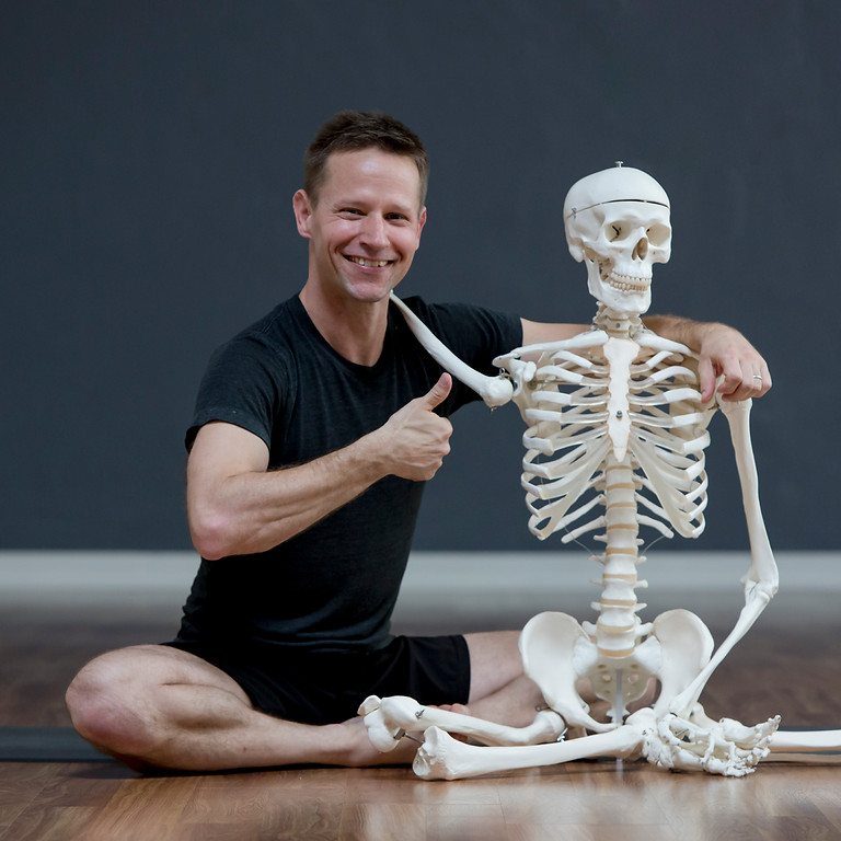 Yoga + Mobility Training with Adarsh Williams