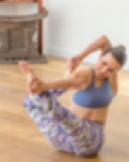 Worksop de carmen aguilar en hara yoga barcelona