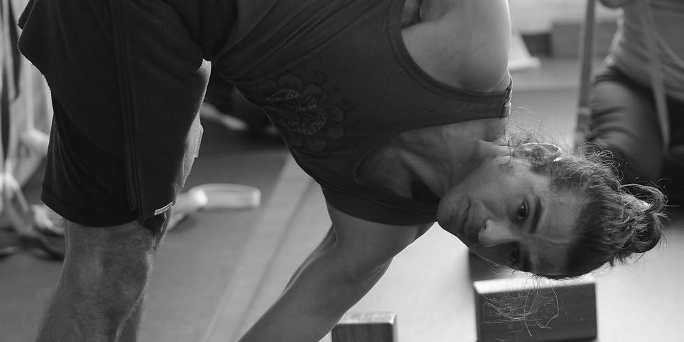 Curso de Yoga Chikitsa - Restaurativo y Terapéutico