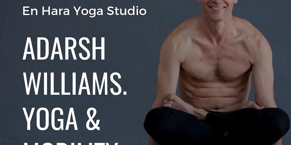 Adarsh Williams, Yoga & Mobility Workshop