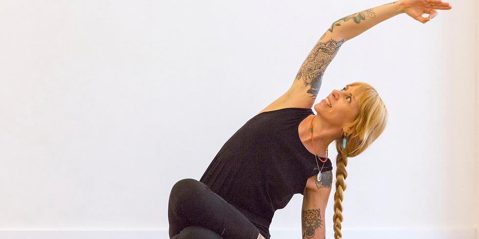 Inmersión de Yin Yoga 20h