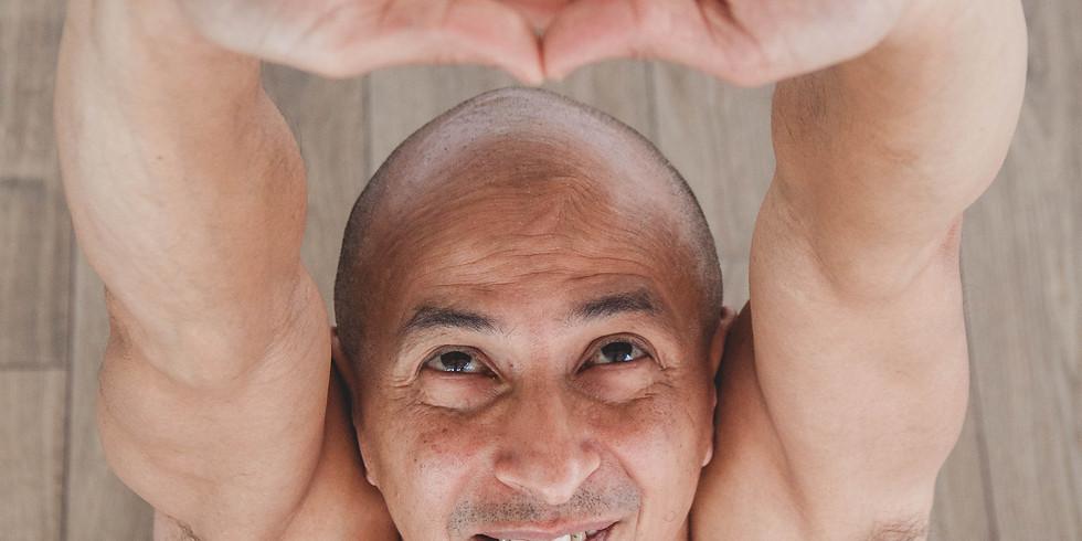 Masterclass de equilibrio sobre brazos, invertidas, saltos y transiciones