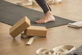 Iyengar yoga en hara yoga barcelona