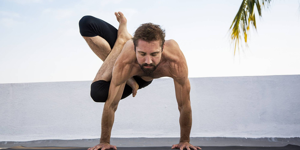 Ashtanga Yoga with Ty Landrum
