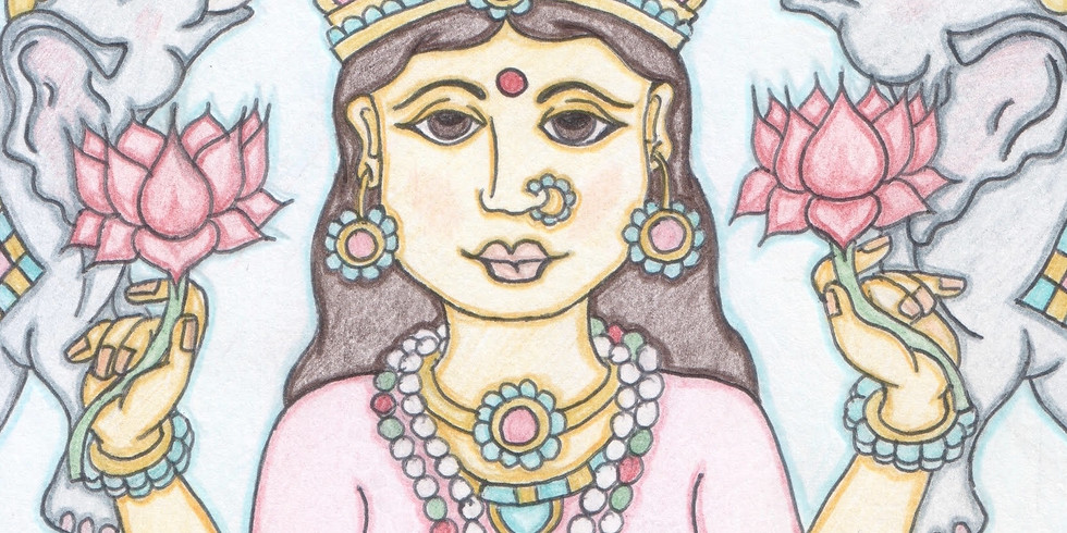 Yoni Shakti - Women Yoga Workshop / Uma Dinsmore Tuli & Sivani Mata