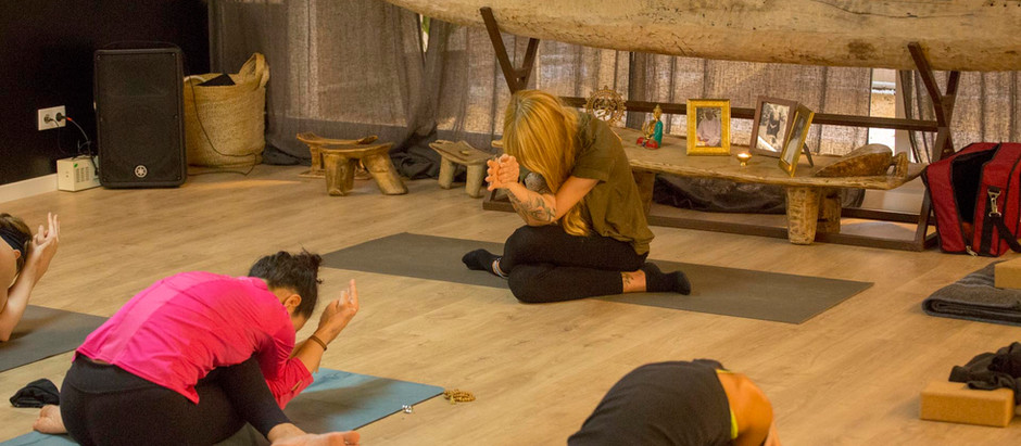 Yin Yoga: un camino a la introspección