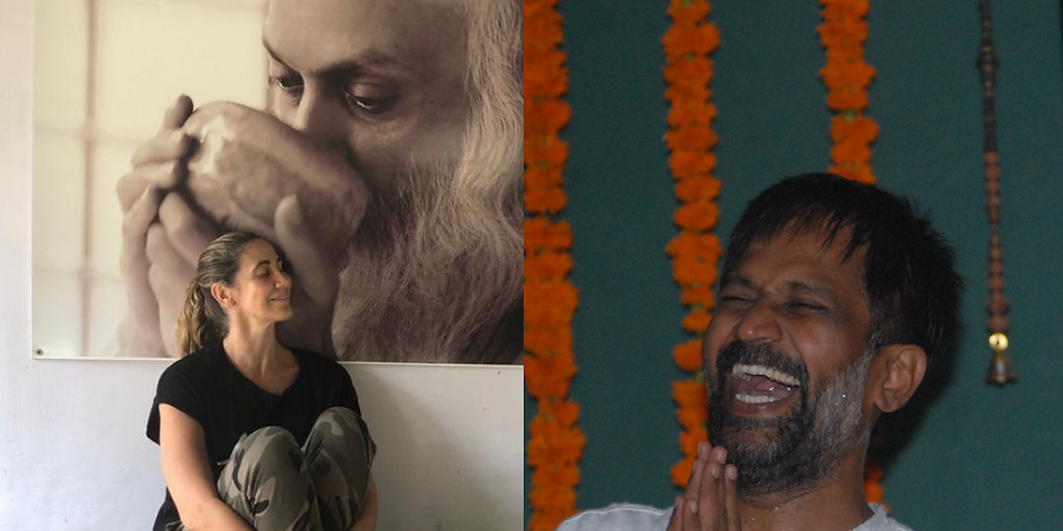 Yoga Retreat in India with Venu & Nieves