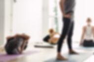Astaga yoga en hara yoga barcelona