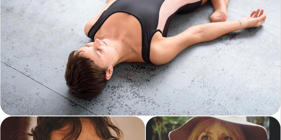 Yin Yoga & Shiatsu Massage. Urban Day Retreat