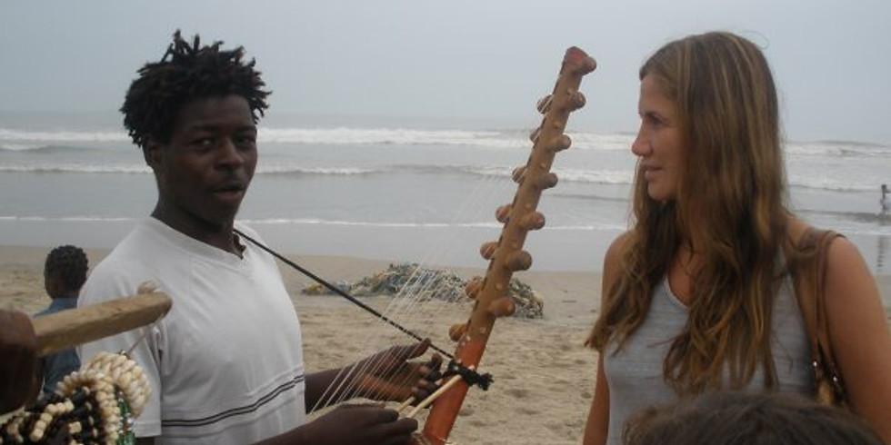 AFRICA,YOGA & SURF