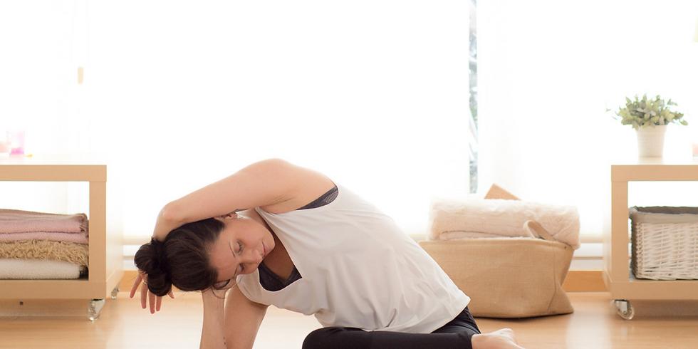 El asiento del Yin Yoga Teacher Training 50h