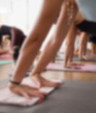 precis clase de yoga hara yoga barcelona