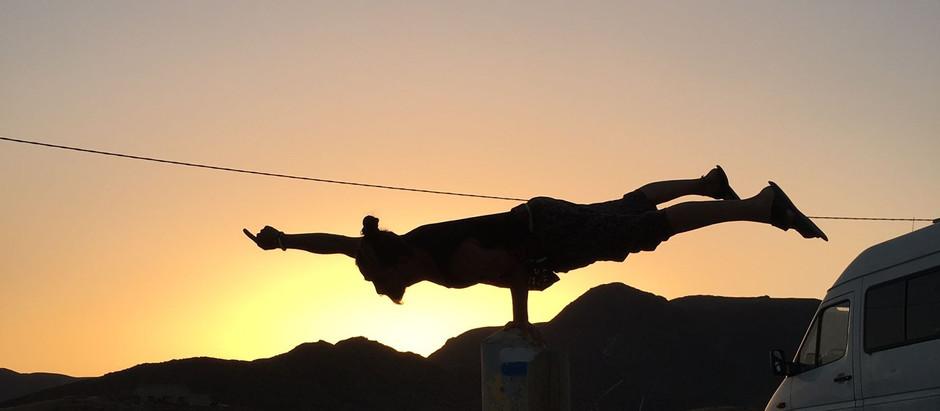 Septiembre · Formación Handstand-Up 75H