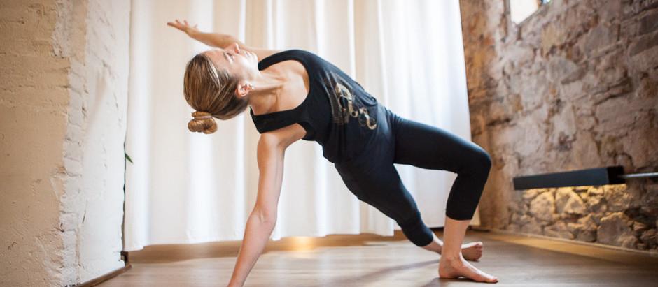 Curso de yoga para principiantes
