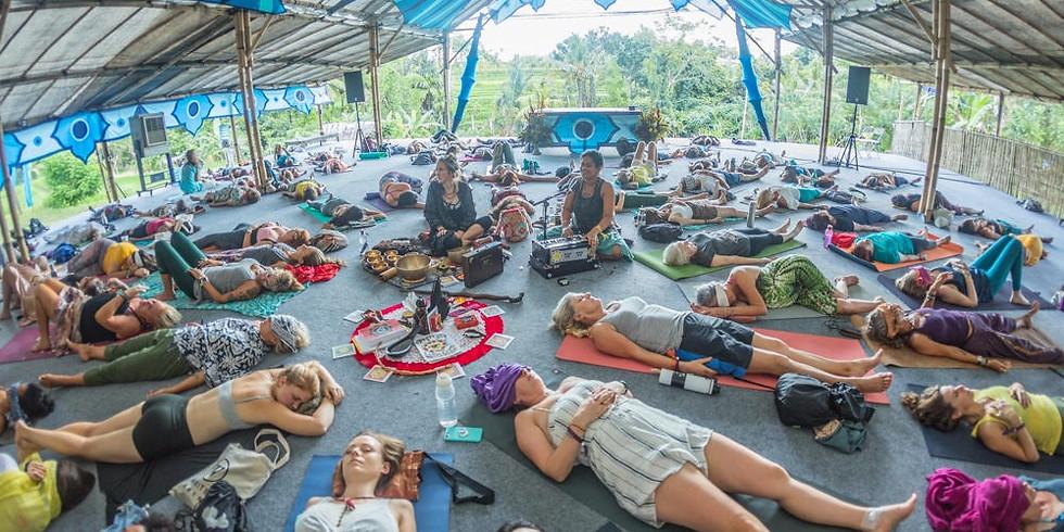 Total Yoga Nidra Immersion w/ Uma Dinsmore Tuli, Sivani Mata & Marta Carrascal