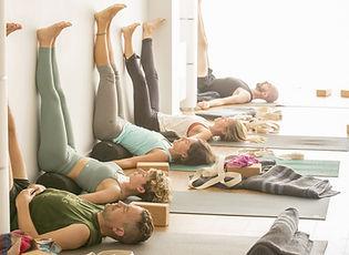 yin yoga en hara yoga barcelona