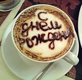 День рождения в кафе