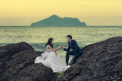 Pre-wedding 婚紗攝影
