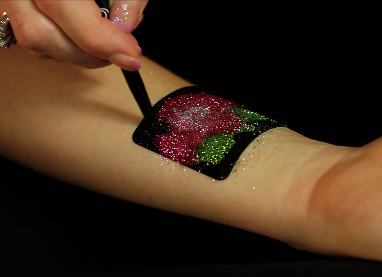 Glitter tattoos, AirBrush Tattoos