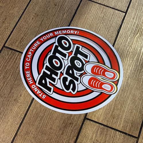 """12"""" Floor Stickers (5-Pack)"""