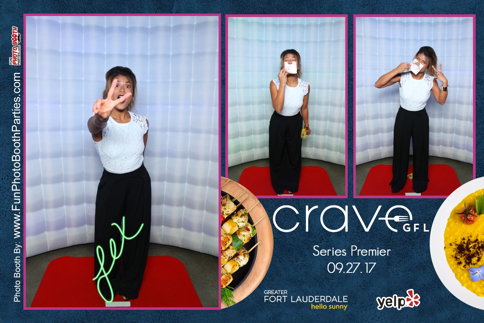 Fun Photo Booth Parties In South Florida