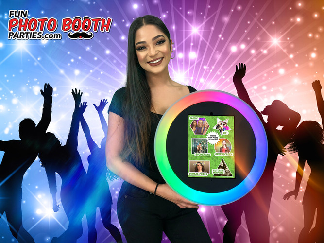Ring Roamer-Mobile Photo Booth Fort Lauderdale Miami South Florida