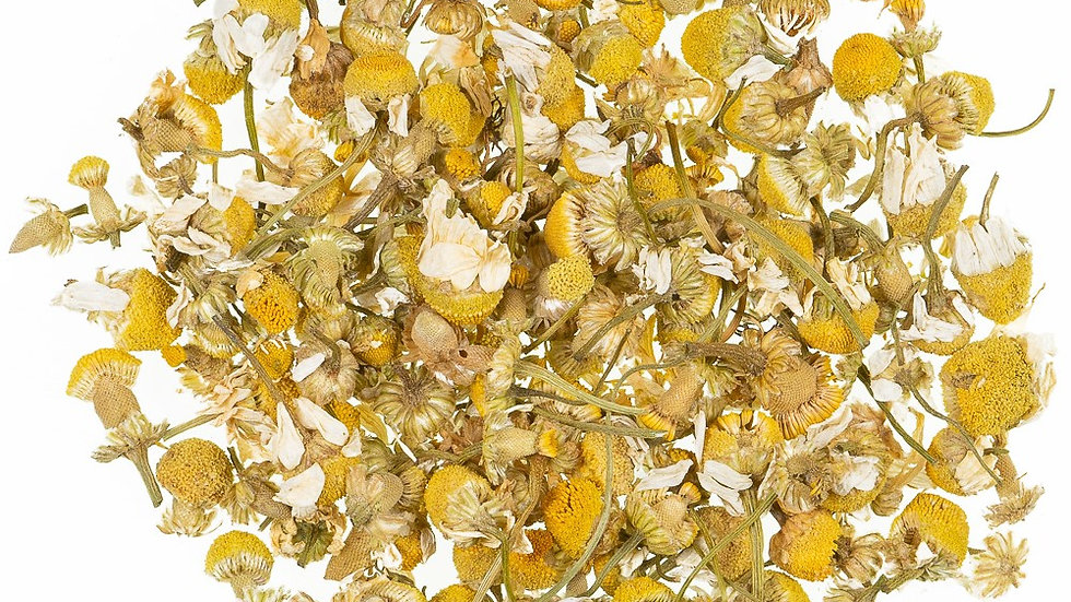 Organic - Camomile Blossoms Whole