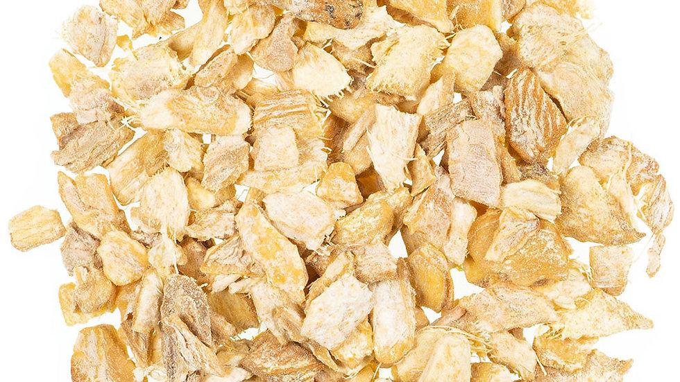 Ginger Peeled Cut