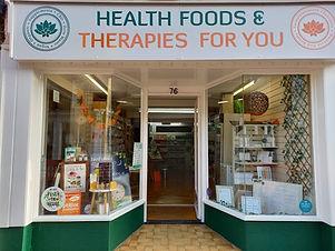 Shop front[6759] Health Foods.jpg