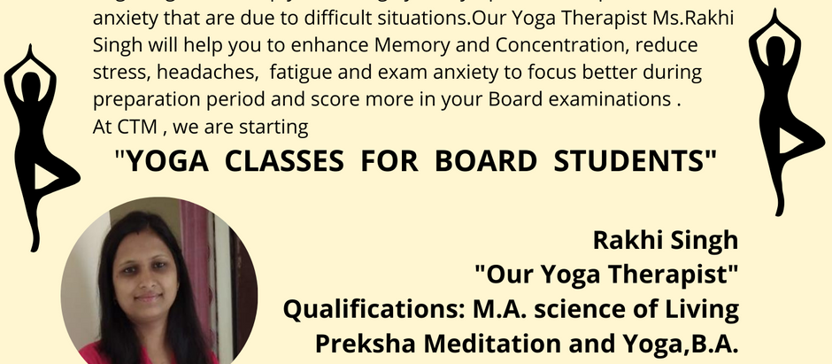 Mission Boards: Yoga Classes