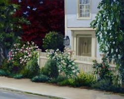 Pratt Street Roses