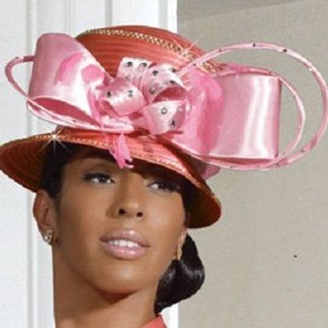 #11 Coral & Pink Year Round Donna Vinci.