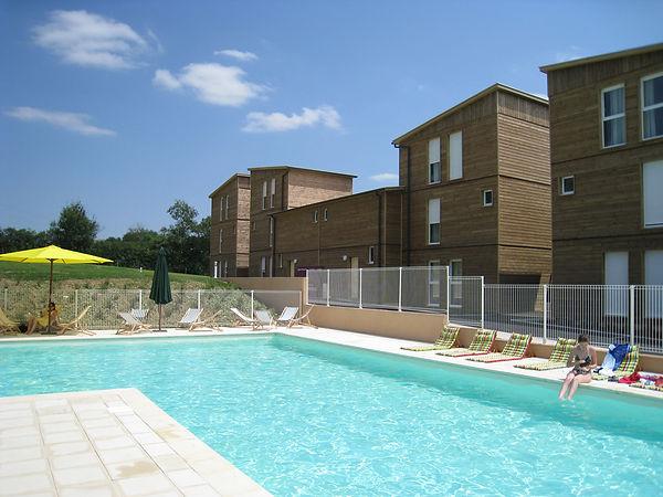 Location salle séminaire gers - salle et hébergements - Résidence de tourisme - Appart-hotel gers - Domaine de Saint Orens