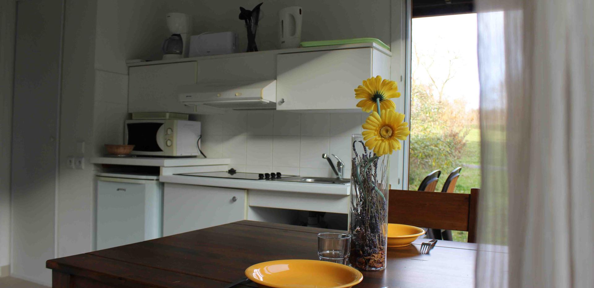 Appartement T2 PMR - Location de vacances Gers - Domaine de Saint Orens - Tourisme handicap Gers