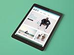 Athletic WebDesign