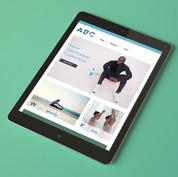 Athletisch WebDesign