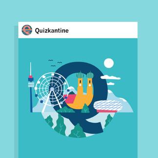 Quizkantine live Trivia