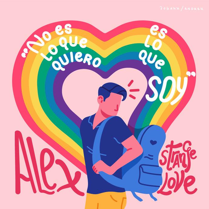 Alex Strangelove for Netflix
