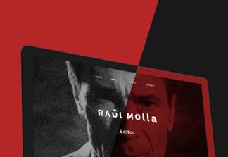 Raul Mollá Website