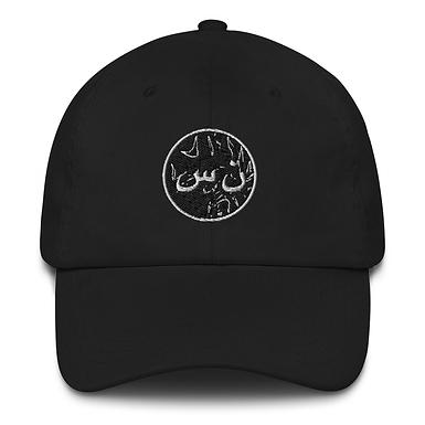 "Arabic Initial ""NS"" Cap"